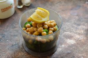 Хумус из брокколи - фото шаг 4