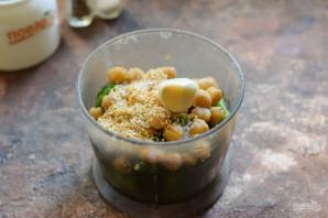 Хумус из брокколи - фото шаг 5