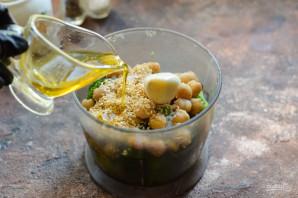 Хумус из брокколи - фото шаг 6