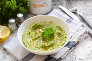 Хумус из брокколи - фото шаг 8