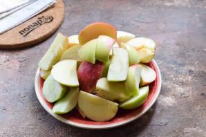 Джем из яблок без сахара - фото шаг 2
