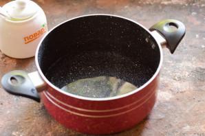 Помидоры с горчицей холодным способом - фото шаг 4