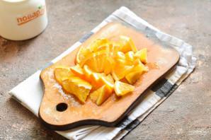 Варенье из сливы с апельсином - фото шаг 3