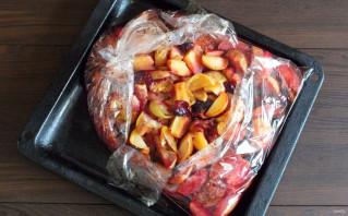 Яблочно-сливовый мармелад - фото шаг 4