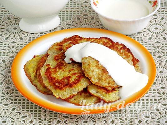 Рагмунк – шведские картофельные блины