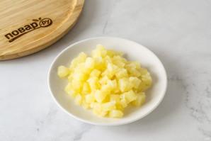 Кисло-сладкий соус простой - фото шаг 3