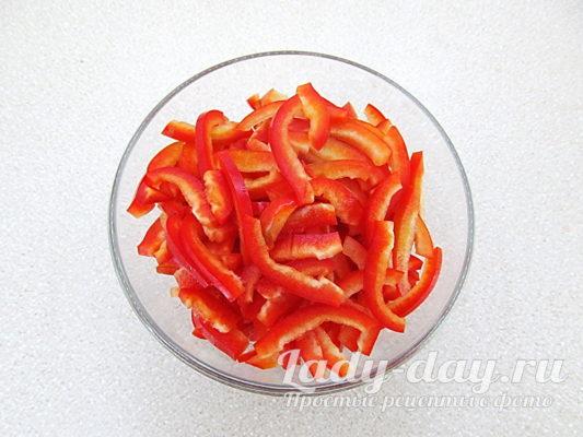 сладкий перец
