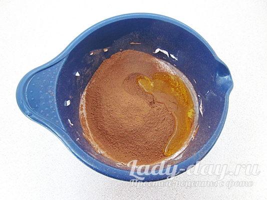 мед и какао