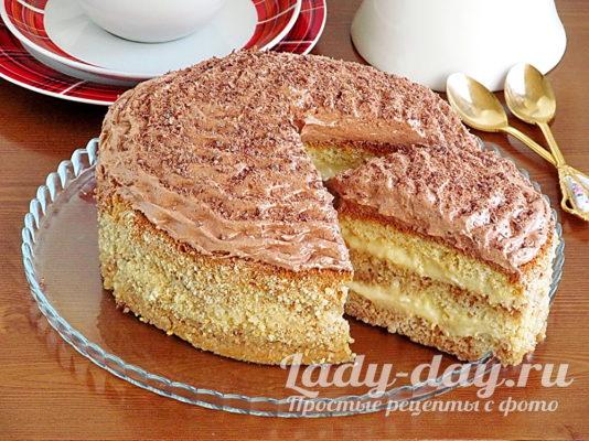 Торт «Вдохновение» — безумно вкусный и очень быстро заканчивается