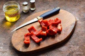 Овощное рагу с курицей и брокколи - фото шаг 3