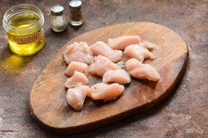 Овощное рагу с курицей и брокколи - фото шаг 5